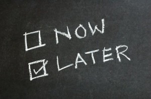 Procrastination: Learning from it, Moving through it – and Easily Overcoming it!