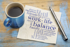 Staying Balanced and Nourished in a Demanding Career